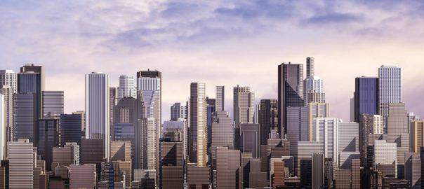 cityscape + author - for web